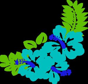 Tropics clipart hibiscus flower #2