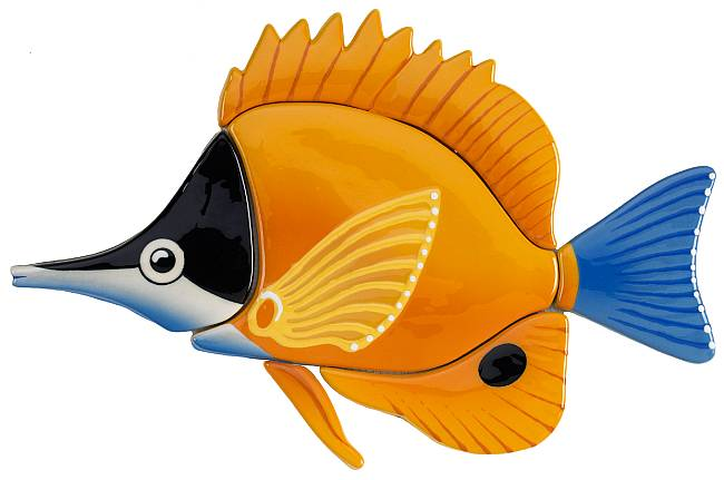 Tropical Fish clipart butterfly fish #13