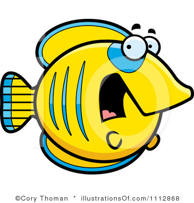 Tropical Fish clipart butterfly fish #9