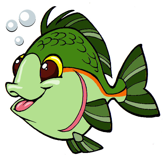 Light Blue clipart fish Inspiration Clipart and · Clipart