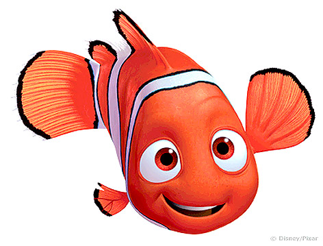 Tropical Fish clipart nemo fish #8