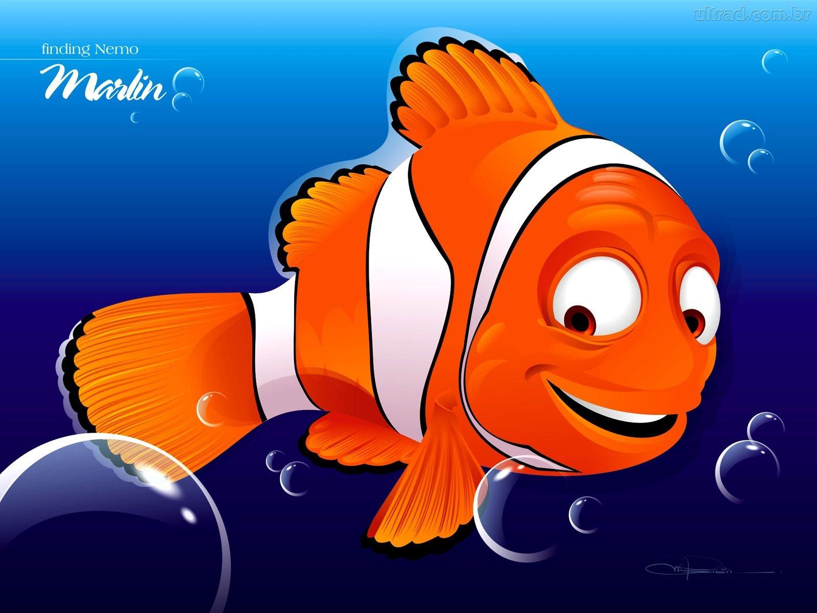 Tropical Fish clipart nemo fish #10