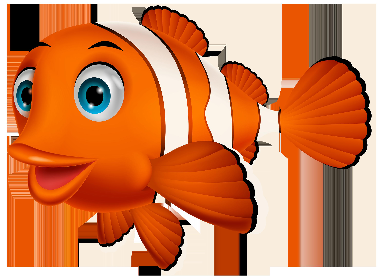 Tropical Fish clipart nemo fish #5