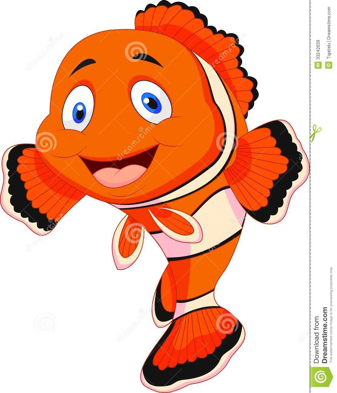 Tropical Fish clipart nemo fish #13