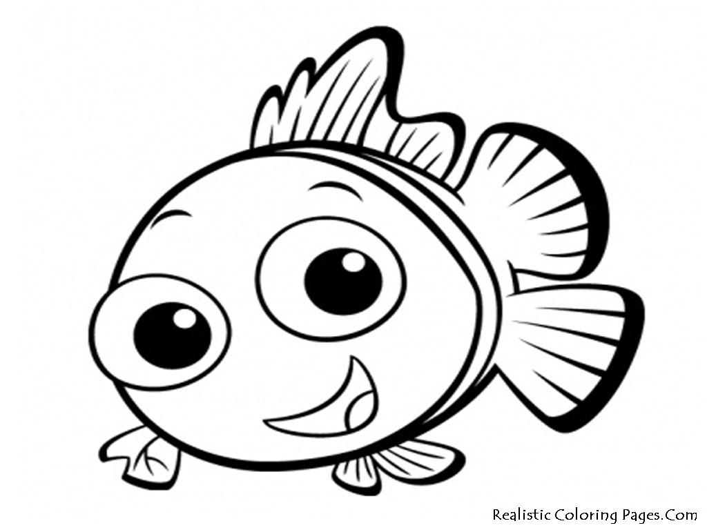 Tropical Fish clipart nemo fish #12
