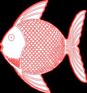 Tropical Fish clipart pink fish #14