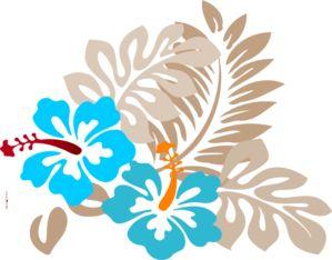 Tropics clipart Best free Flower vector on