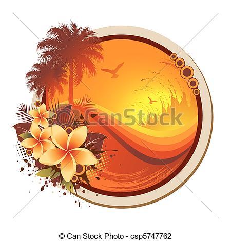 Tropics clipart Clipart clipart drawings #13 Tropical