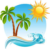 Caribbean clipart tropical climate Island Free Clipart Images climate%20clipart