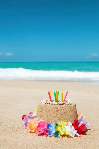 Tropics clipart birthday cake #2