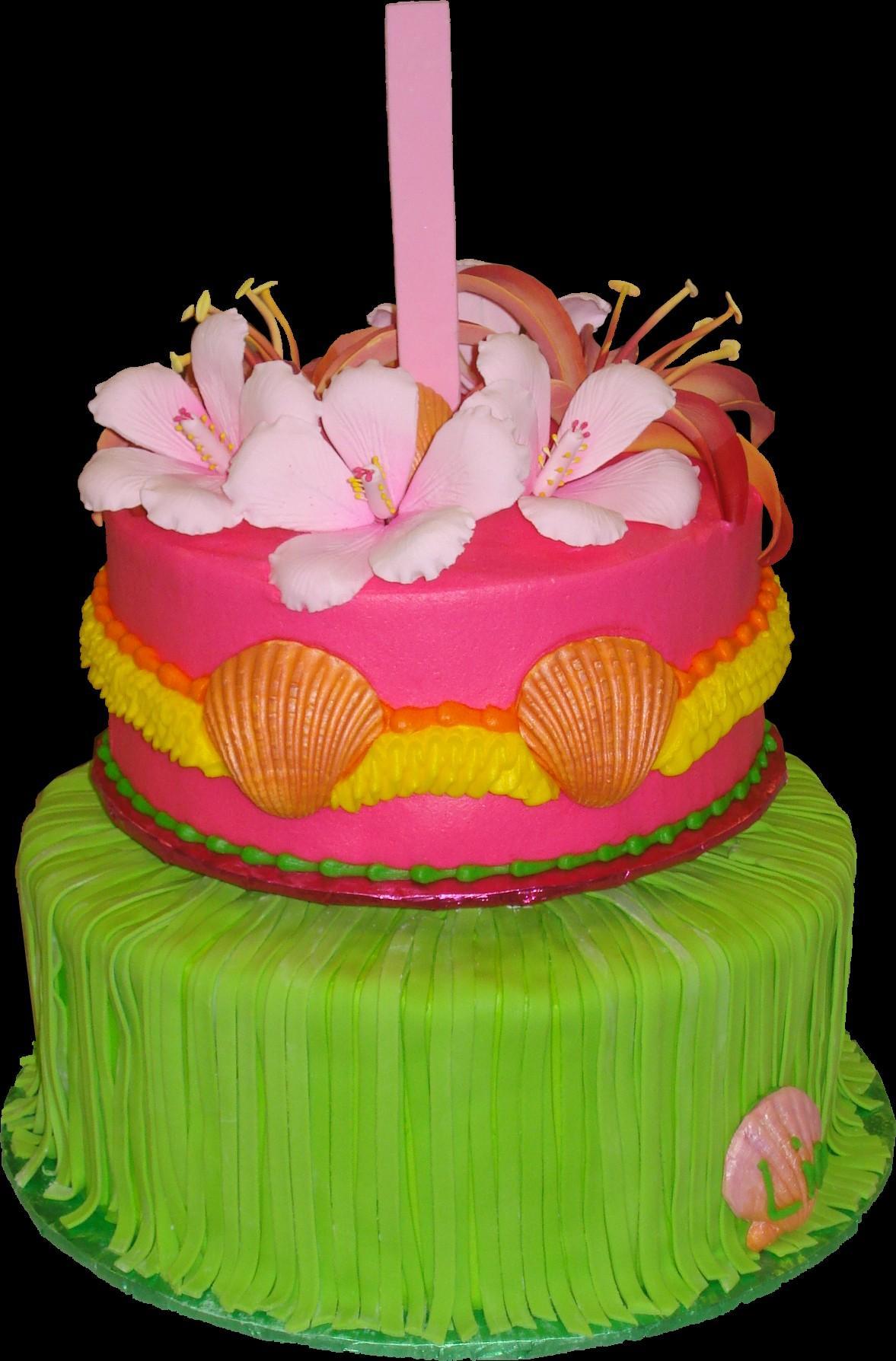 Tropics clipart birthday cake #12