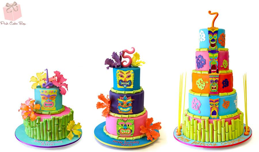 Tropics clipart birthday cake #3