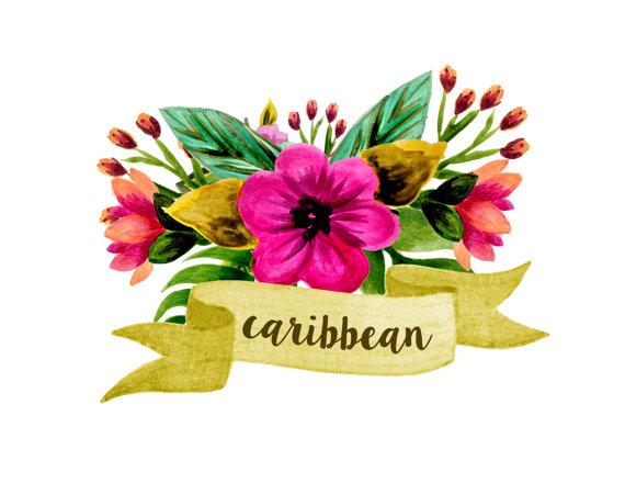 Tropics clipart bloom #4