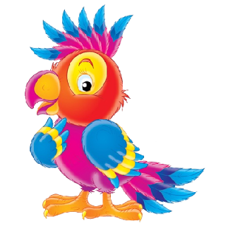 Scenery clipart tropical bird #8