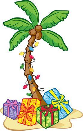 Tropics clipart christmas tree #3