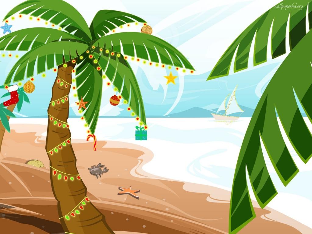 Tropics clipart christmas tree #6