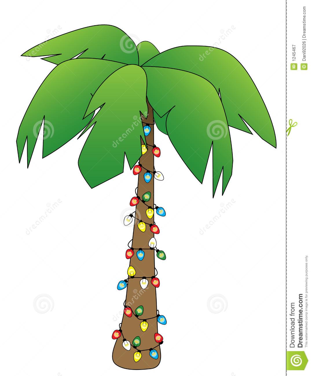 Tropics clipart christmas tree #7