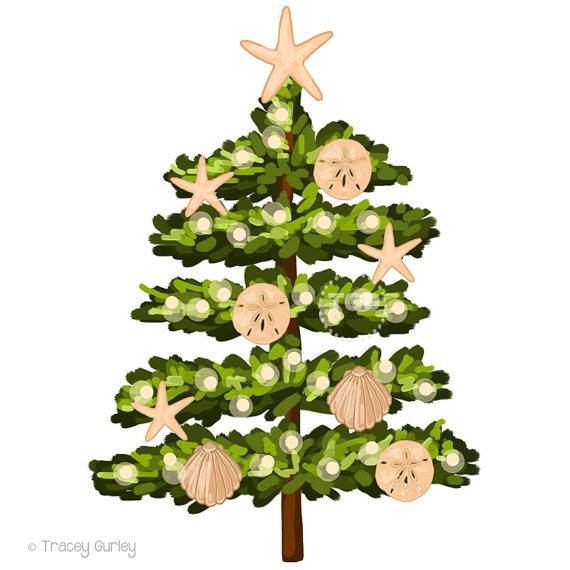 Tropics clipart christmas tree #5