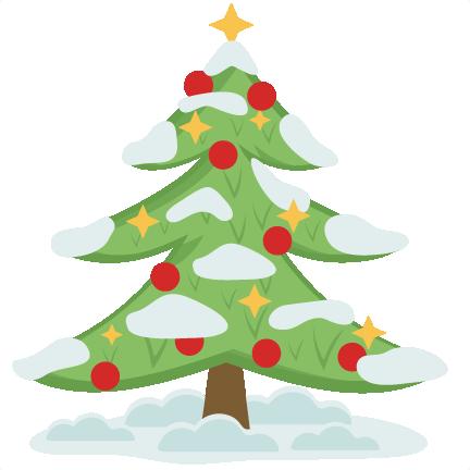Tropics clipart christmas tree #4