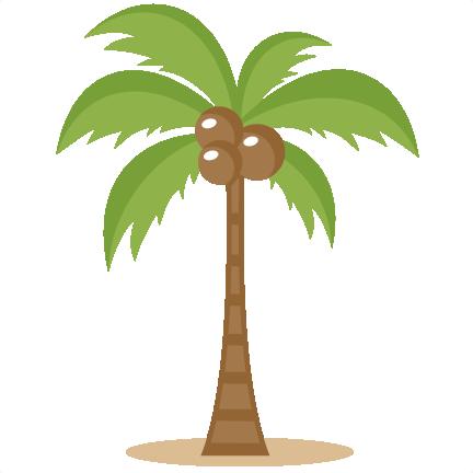 Ocean clipart palm tree Clip tree ClipartAndScrap palm 3