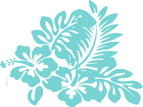 Blue Flower clipart drawing At Art  Download Clip