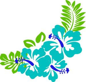 Tropical clipart hawaii #6