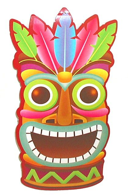 Totem Pole clipart polynesian HAWAIIAN Pinterest Lilo TROPICAL stitch