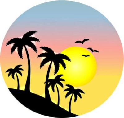 Tropical clipart hawaii #5