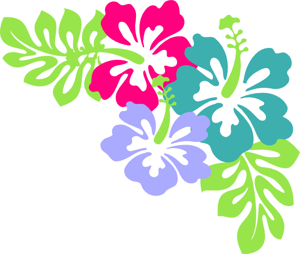 Tropics clipart lei flower #4