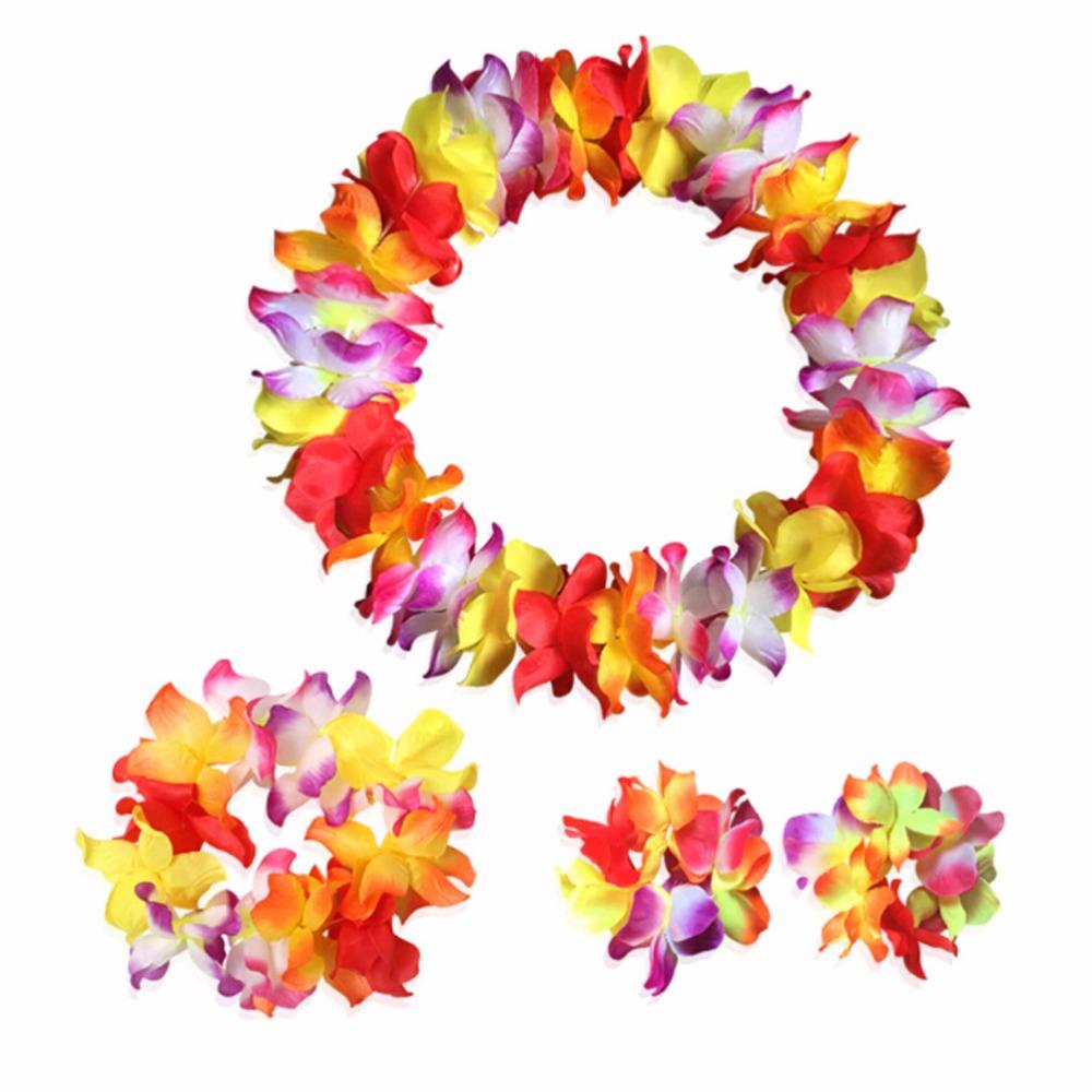 Tropics clipart lei flower #8