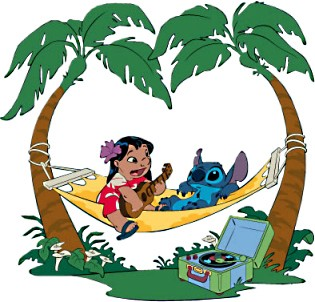 Tropical clipart hawaii #10