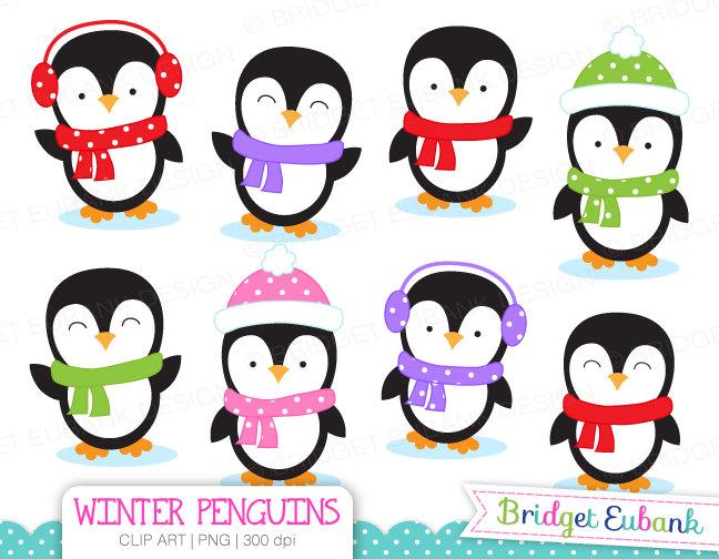 Brds clipart penguin Art Clipart ART Penguins 8