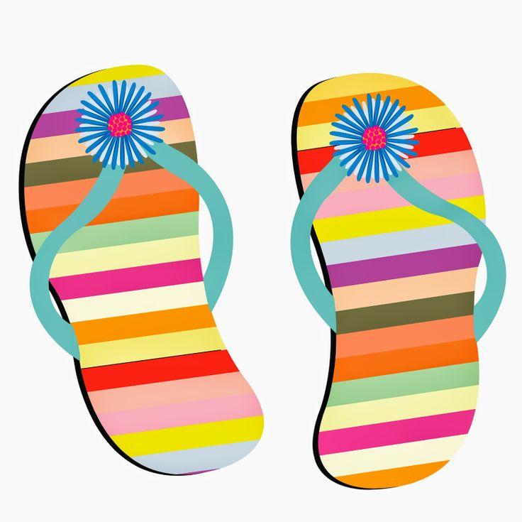 Tropics clipart sandal #2