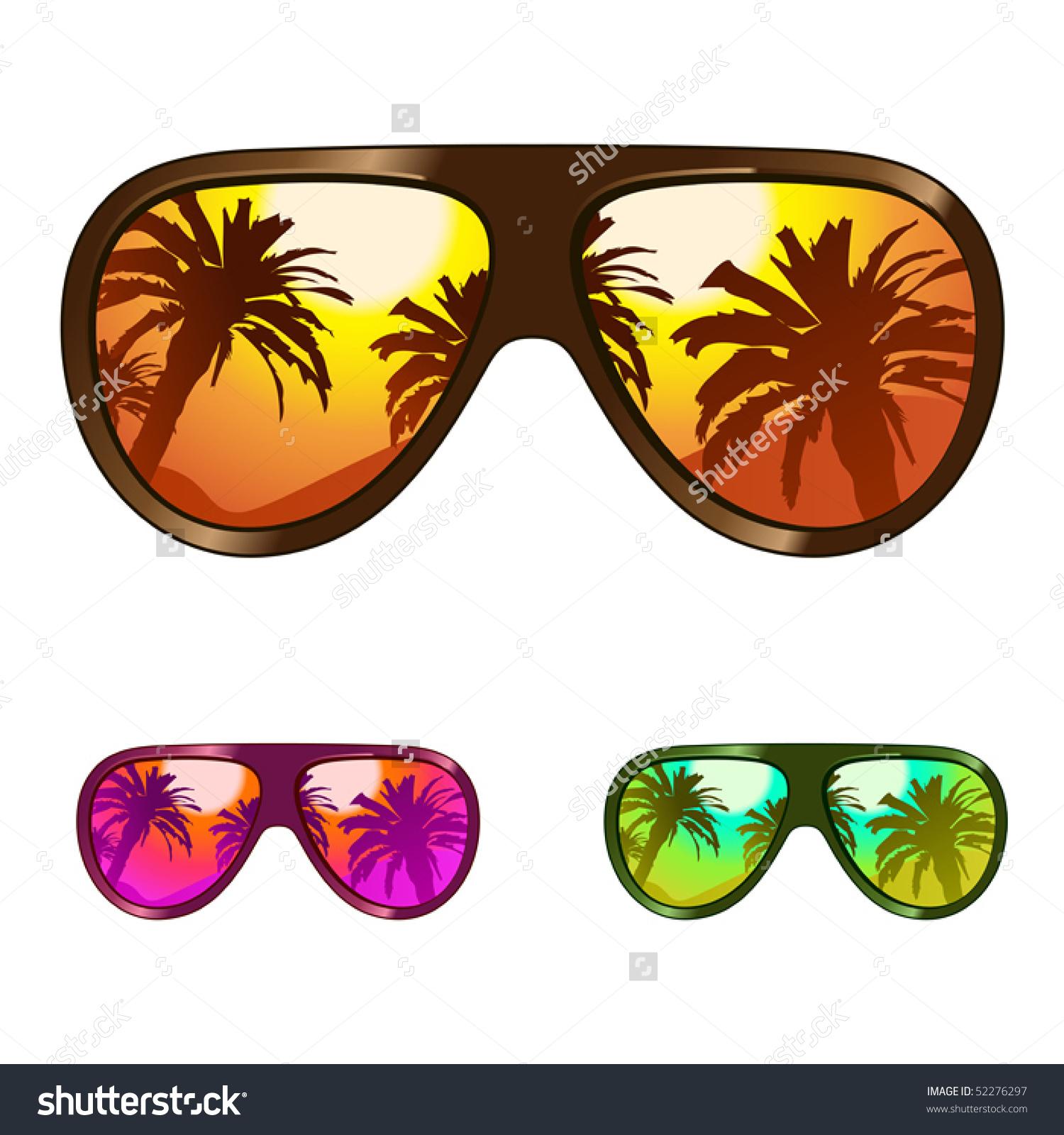 Tropics clipart sunglass #8