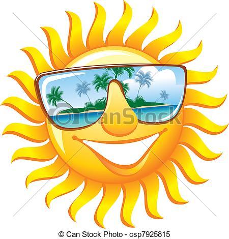 Tropics clipart sunglass #5