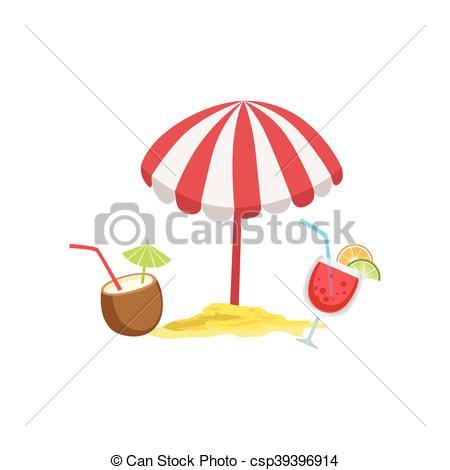 Tropics clipart umbrella #9