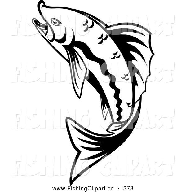 Trout clipart walleye #5