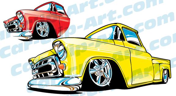 Chevrolet clipart custom Chevy Truck Clipart Art Clipart