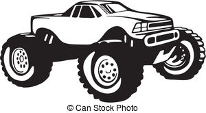 Truck clipart 4x4 truck Stock and Stock EPS 590