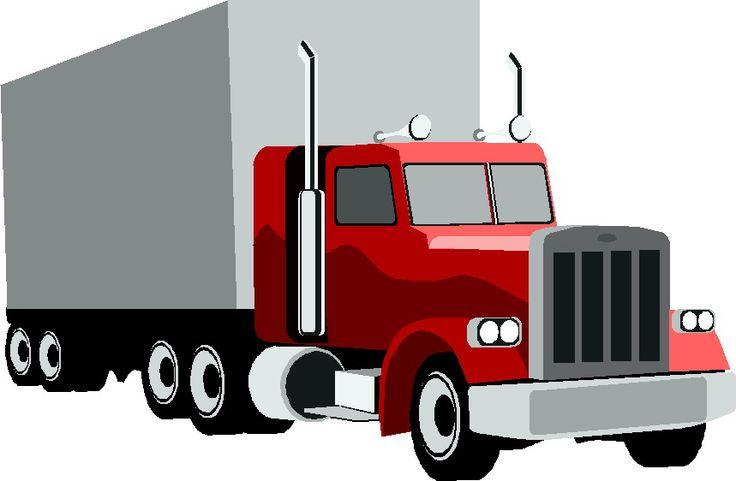 Truck clipart #3