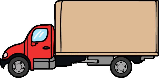 Truck clipart #4