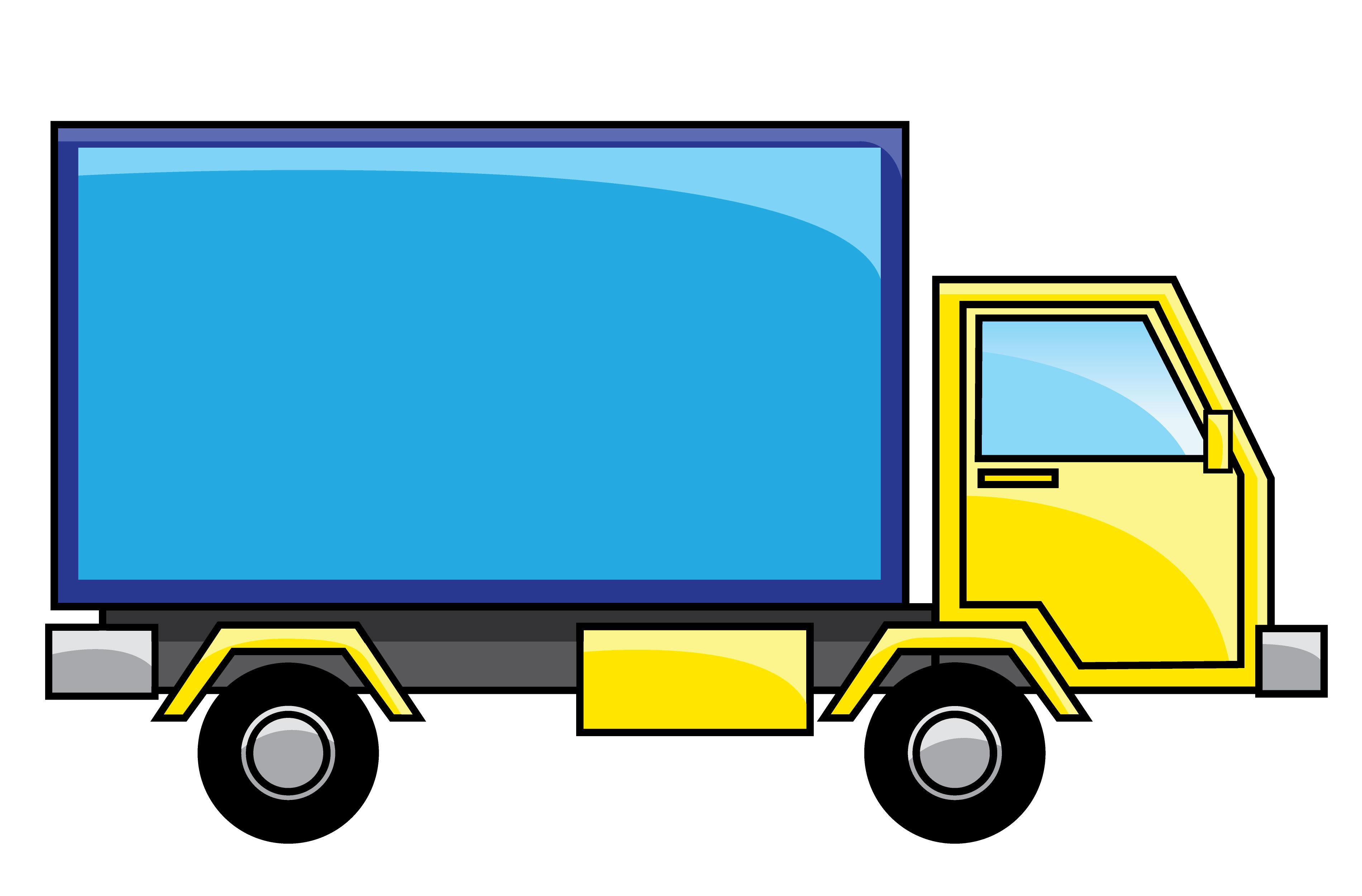 Fedex clipart semi truck Truck Free 6 Clipart Clipartix