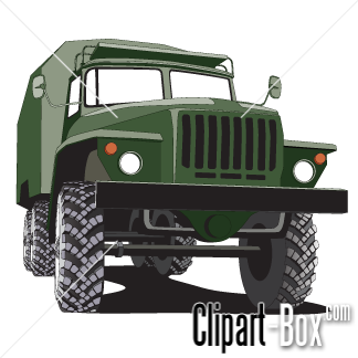 Truck clipart army truck > Page FREE CAR BOX