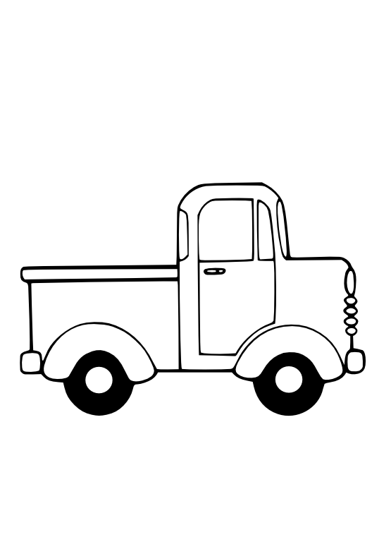 Fire Truck clipart toy truck Clipart Truck And Pickup Free