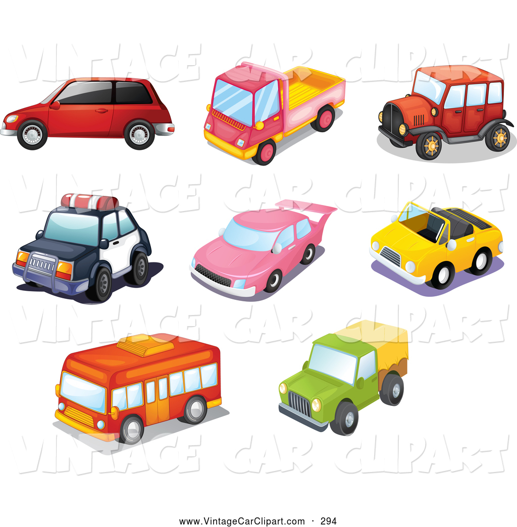 Truck clipart car truck Car and Truck Free of