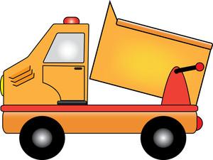 Truck clipart car truck You Dump art clip truck