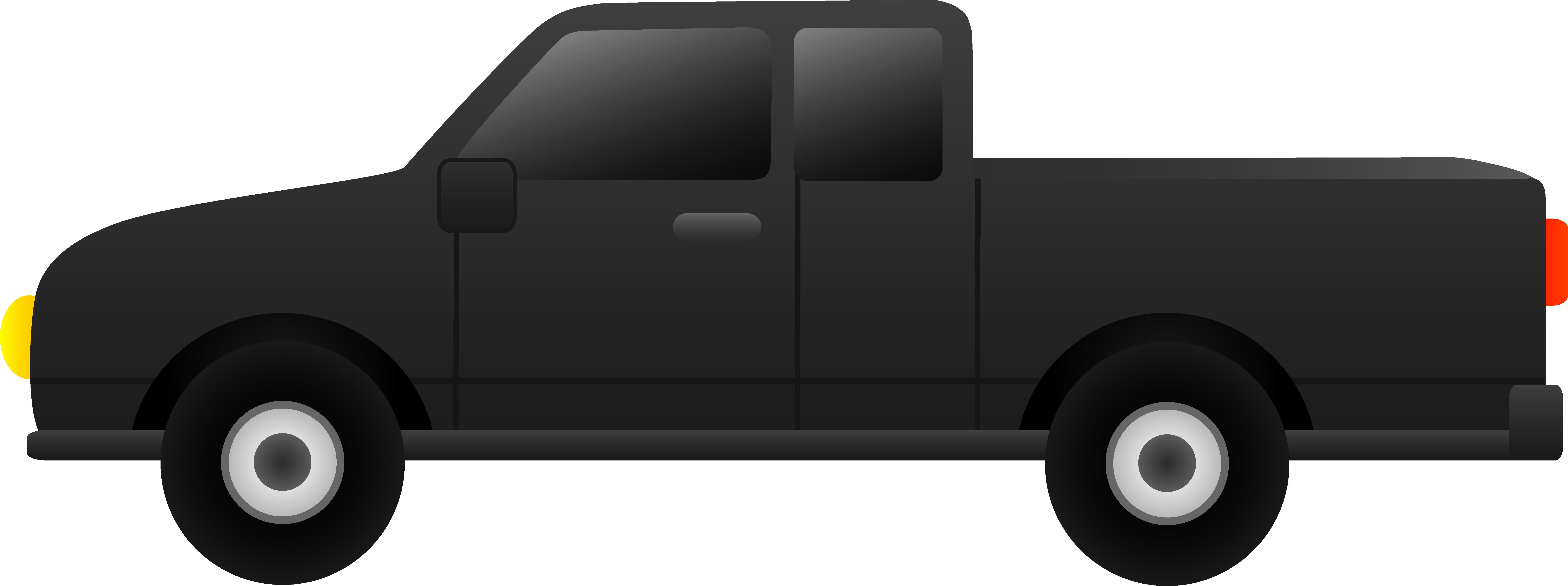 Black clipart lorry Truck Collection  Clipart pick