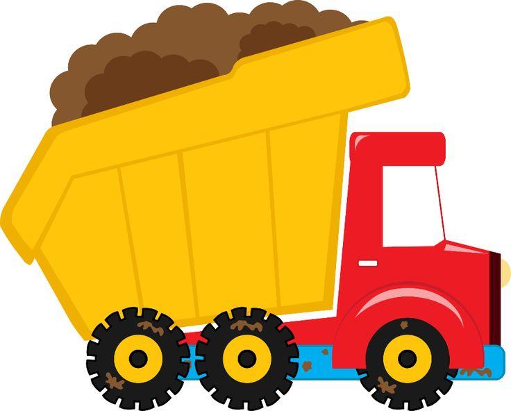 Cartoon clipart dump truck Images Best Dump clipart ClipArt