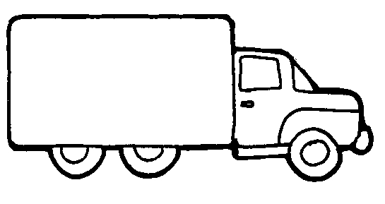 Black clipart lorry And clipart Pickup ClipartAndScrap Pickup