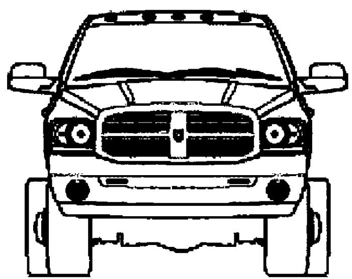 Truck clipart dodge Craft Page Dodge Teacher Pinterest